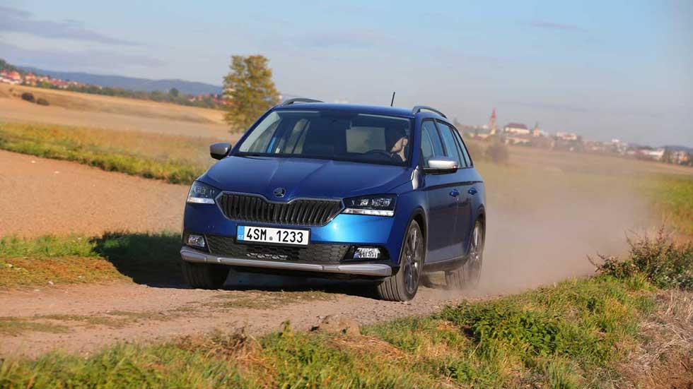 Skoda Fabia Scout: precios y datos del Fabia más SUV