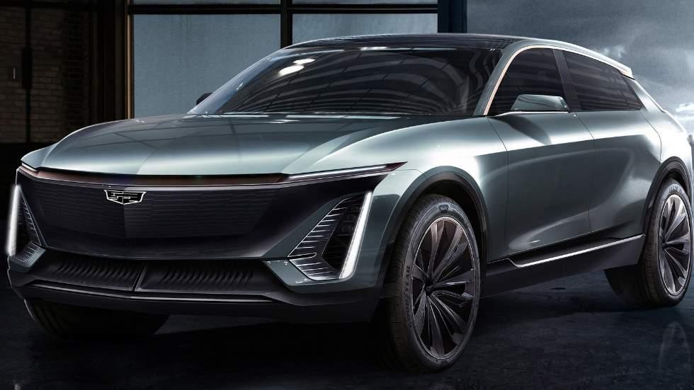 Cadillac EV Concept: así es el primer Cadillac eléctrico