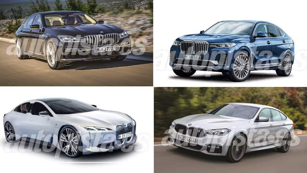 Revista Autopista 3084: las novedades de BMW hasta 2022 (Serie 3, X8, i4…)