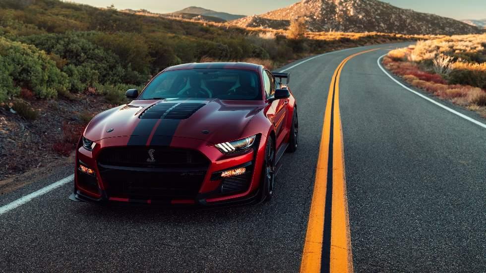 Ford Mustang Shelby GT500 2020: así es el Ford más potente de la historia
