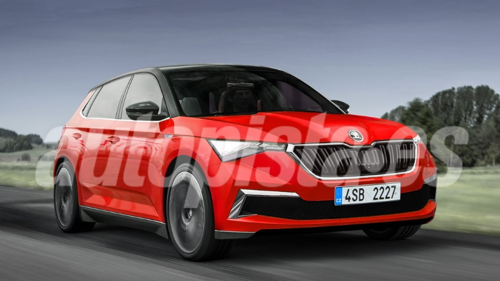 Skoda Fabia 2020: así será el nuevo utilitario, basado en Seat Ibiza y Audi A1