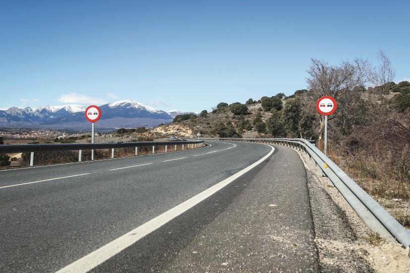 ¿Reducción de velocidad en España? En Francia no ha dado resultado…