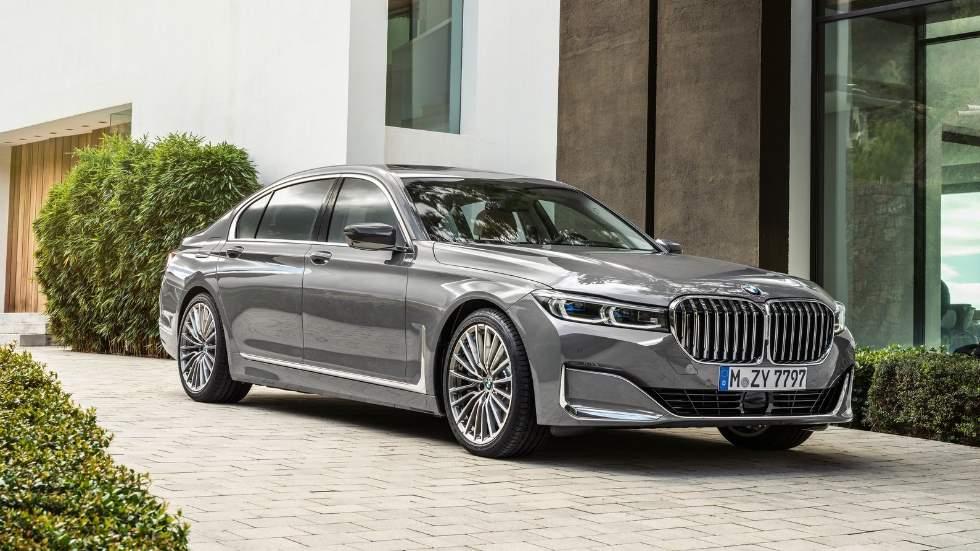 BMW Serie 7 2019: datos y fotos oficiales de la renovada berlina de lujo