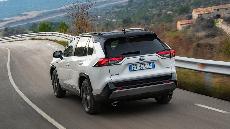 Toyota RAV4 2019: probamos el SUV híbrido más eficiente