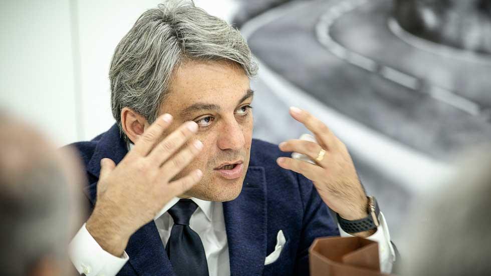 Entrevistamos a Luca de Meo, presidente de Seat