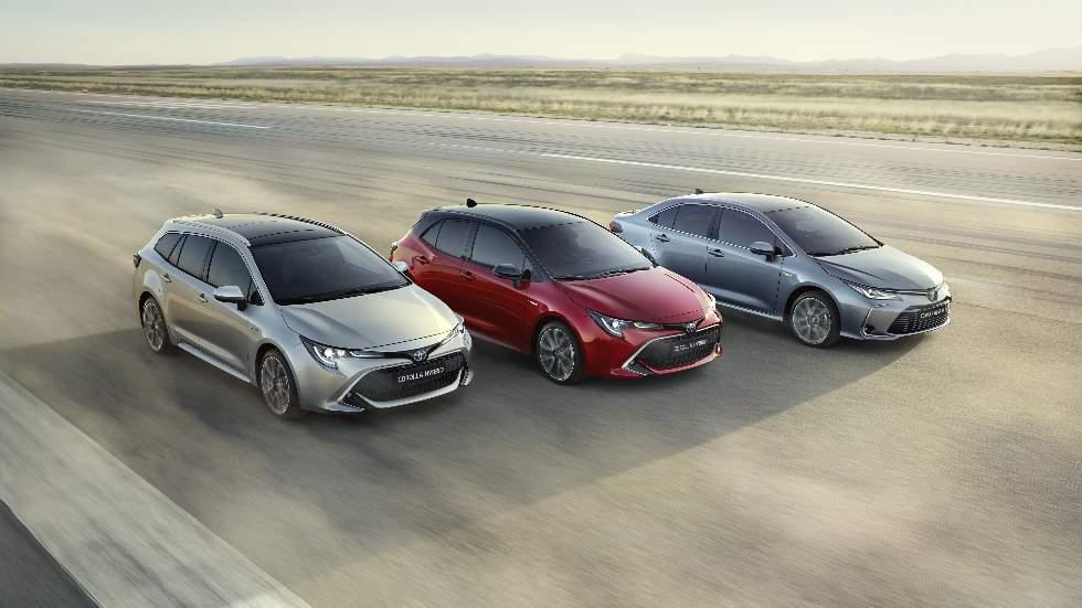 Toyota Corolla Hybrid 2019: toda la gama y precios para España