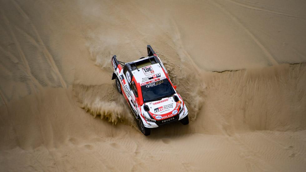 Dakar 2019 (final): tercer triunfo de Al-Attiyah; Nani Roma, segundo