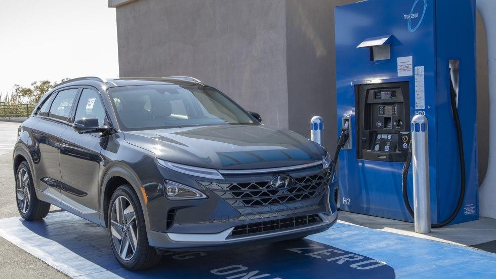 Corea del Sur apoyará los coches de hidrógeno