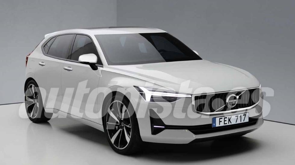 Volvo V40 2020: adiós como compacto, bienvenido como SUV coupé