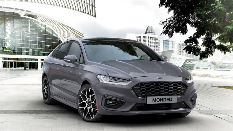 Ford Mondeo 2019: todos los datos, fotos y vídeo oficial de la nueva berlina