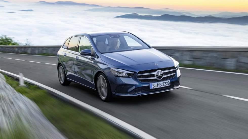 Mercedes Clase B 2019: todos los precios y gama para España