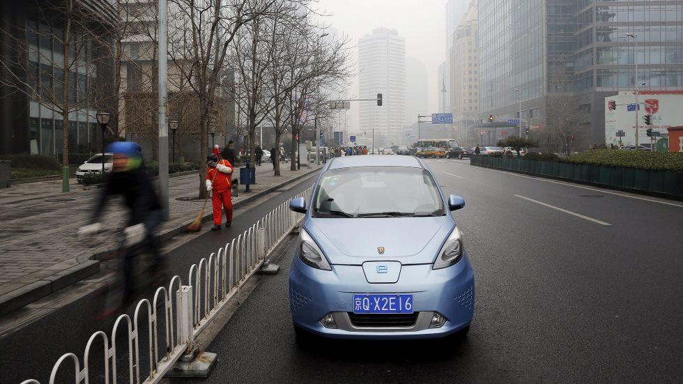 El nuevo modelo de Movilidad: si China ya prefiere compartir coche que comprar…