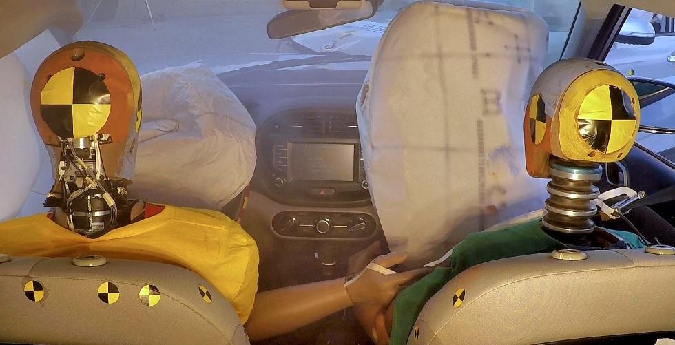 El nuevo súper Airbag: Hyundai estrena el primer multi-colisión del mundo