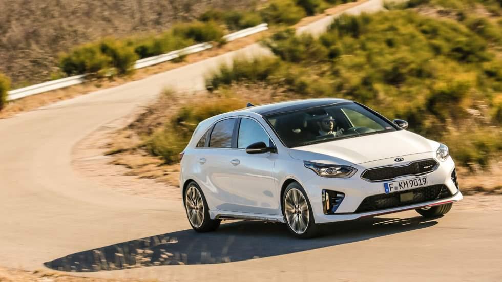 Kia Ceed GT 2019: prueba y precio del GTI deportivo de Kia
