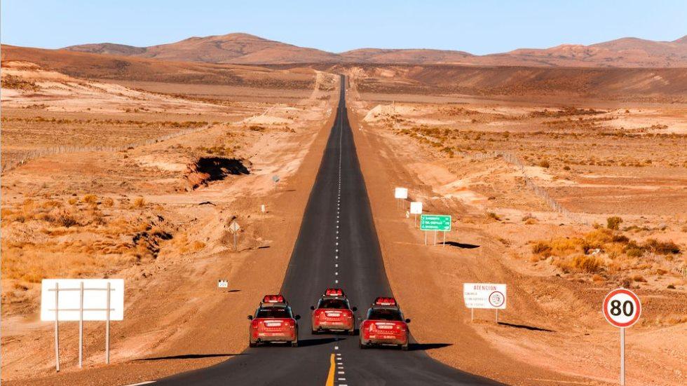 Recorremos la Ruta Panamericana en Mini: un viaje por 12 países