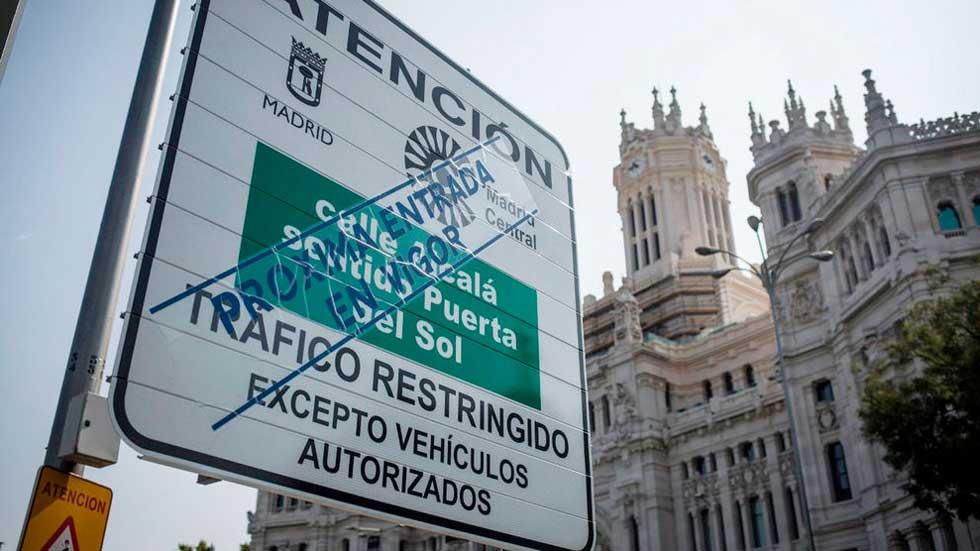 DVuelta presenta su denuncia contra la Ordenanza de Movilidad de Madrid: lo que considera ilegal