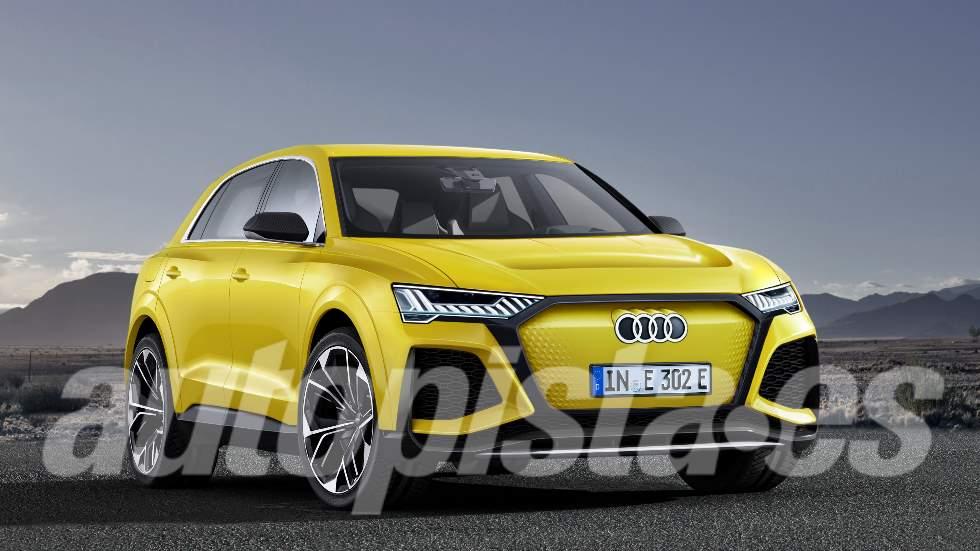 Audi Q4 e-tron: nuevo SUV eléctrico con plataforma MEB de Volkswagen