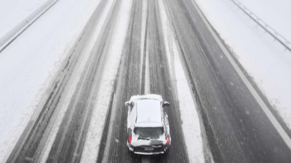 Cómo consultar el estado de las carreteras en tiempo real y circular en caso de nieve