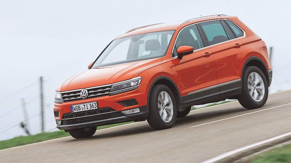 VW Tiguan 2019: precios y datos del nuevo motor 1.5 TSI 130 CV para el SUV