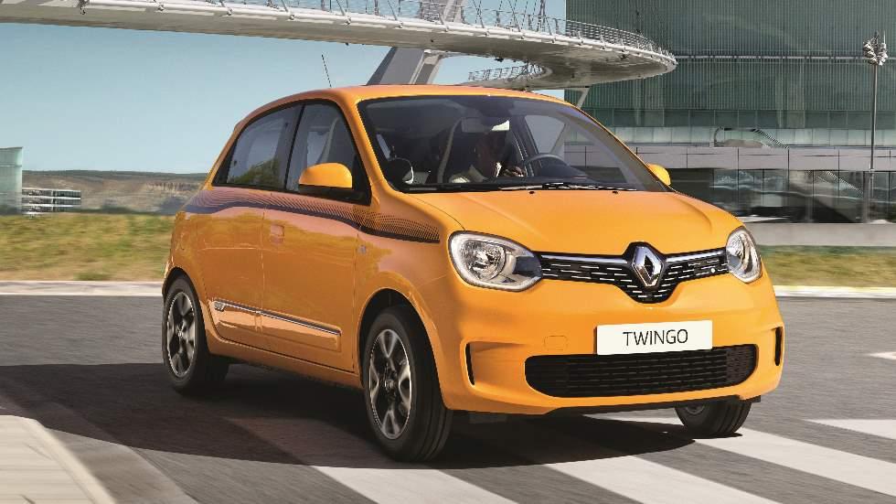 Renault Twingo 2019: nuevos diseño, motores y equipamiento