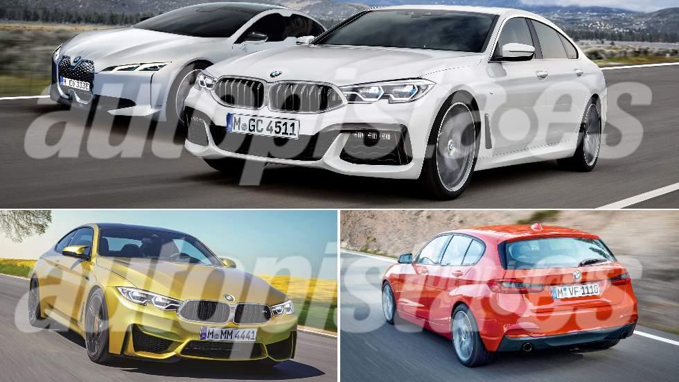 Todo lo nuevo de BMW hasta 2022: i4, Serie 1, X8, Serie 4…