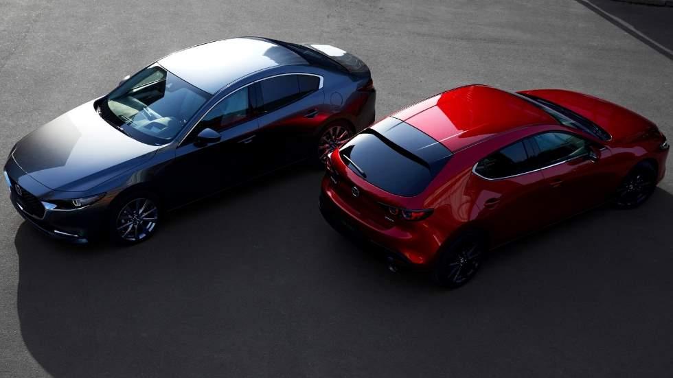 El Mazda3 2019, presentado en España: así es el nuevo compacto