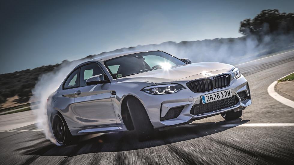 BMW M2 Competition: prueba a fondo y mediciones al nuevo deportivo