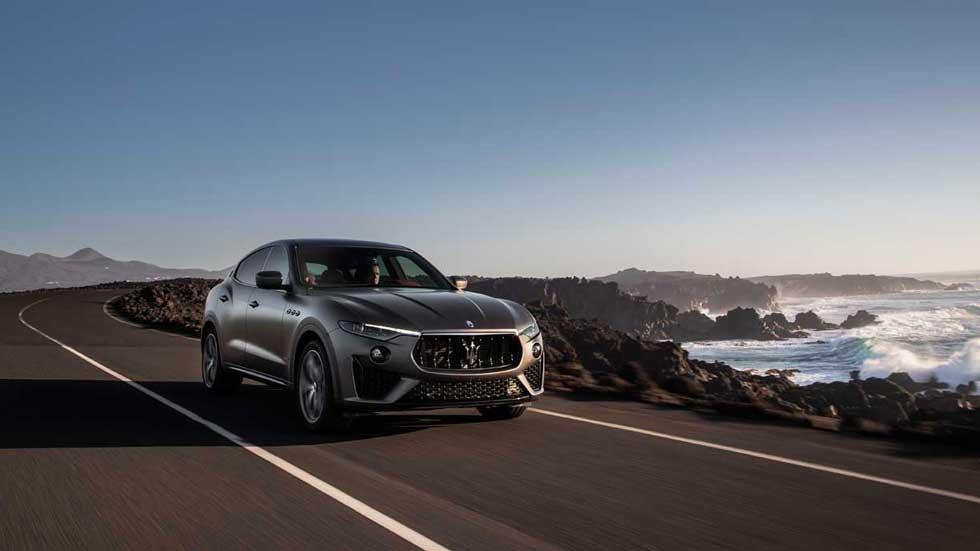 Maserati Levante Vulcano: el SUV de lujo, ahora más exclusivo que nunca