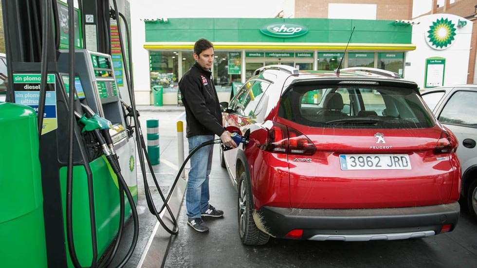Te regalamos una tarjeta de 150 euros en combustible. ¿Participas?
