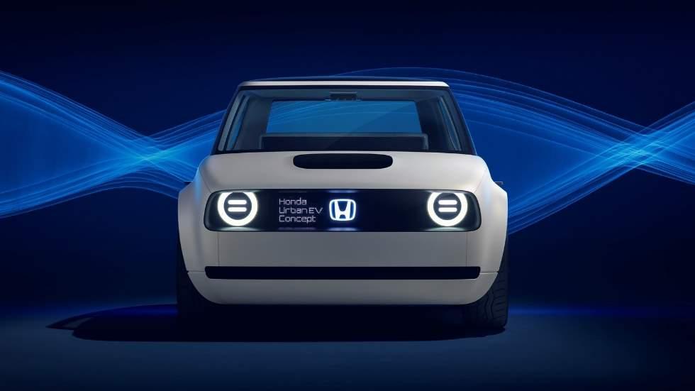 Honda Urban EV Concept: la versión final del eléctrico, en el Salón de Ginebra