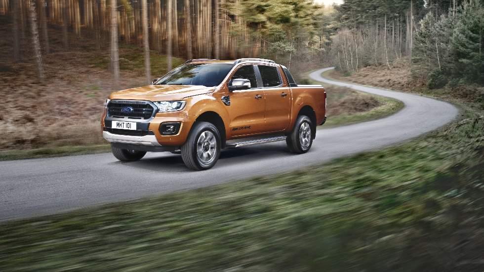 Ford Ranger 2019: datos, fotos y vídeo del nuevo pick-up