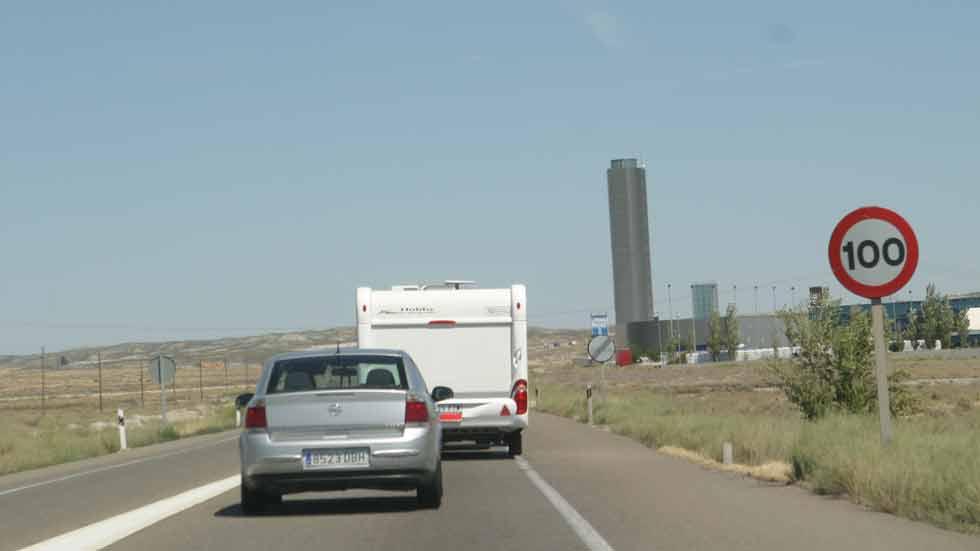 Si no ha cambiado la señal de 100, ¿nos pueden multar a esa velocidad con los nuevos límites?