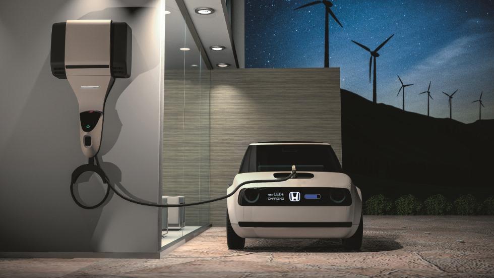 Todo el futuro eléctrico de Honda: del CR-V híbrido al Urban EV