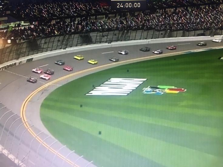24 Horas de Daytona: ¡se da la salida!