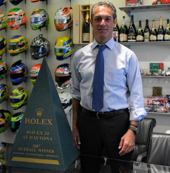 F1: Entrevista a Carlos Slim Domit