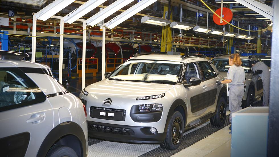 Cierre negativo para las fábricas españolas: cae la producción de coches en 2018