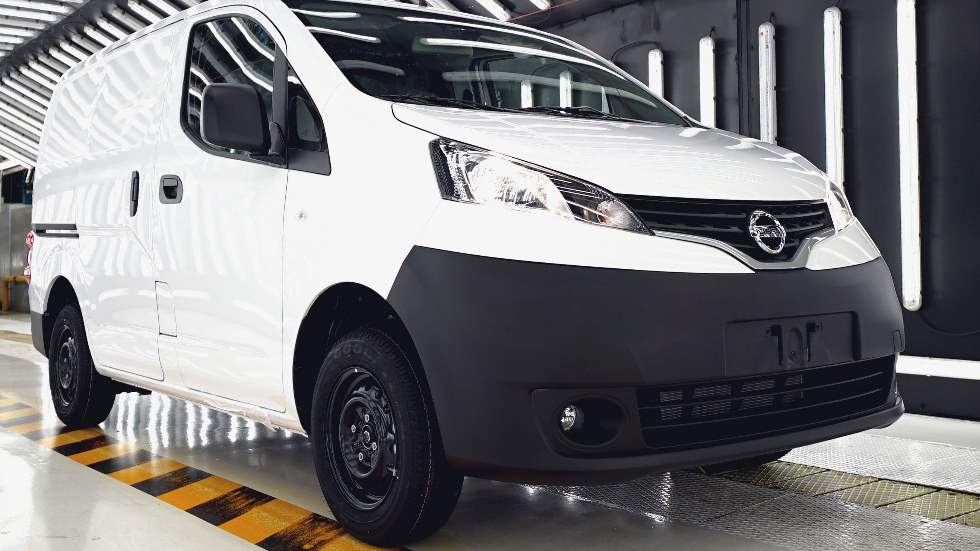 Nissan NV200 2019: adiós también al Diesel… y solo eléctrica