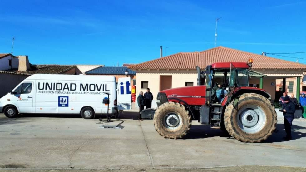 Nueva ITV para vehículos agrícolas y forestales: así cambia en 2019