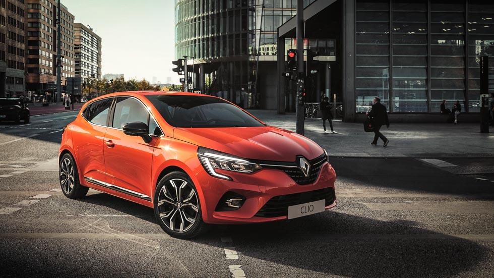 Oficial: Renault Clio 2019, todos los datos y fotos del nuevo utilitario