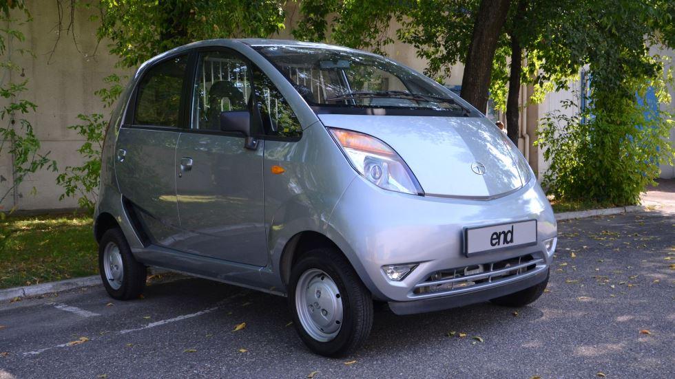 Tata Nano o el fin del coche más barato del mundo: de estrella a estrellado