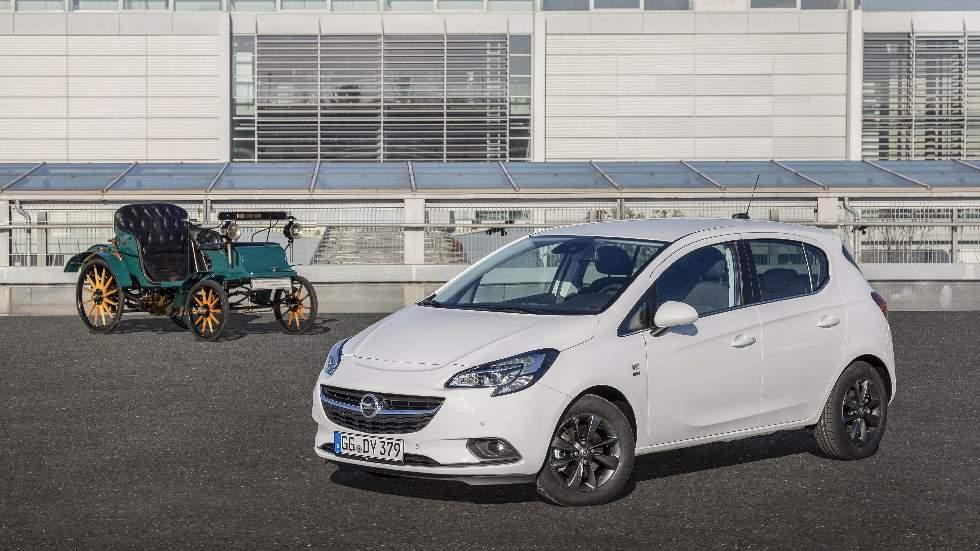Opel Corsa 120 Aniversario: precio y datos de la nueva edición especial