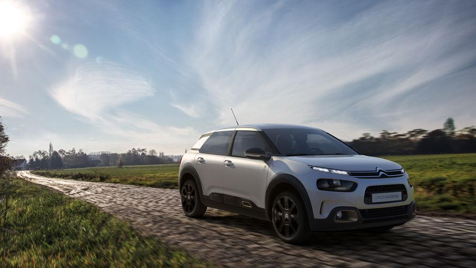 Citroën Origins: así son los nuevos C1, C3, C3 Aircross, C4 Cactus…
