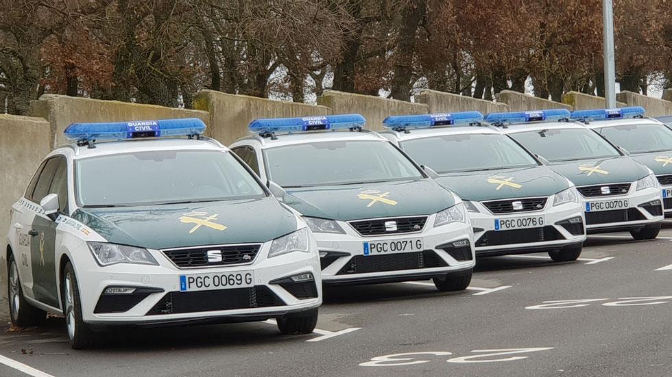 Así son los nuevos coches de la Guardia Civil: Diesel, listos en 2019… y para camuflar