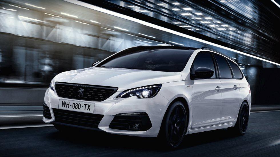 Peugeot 208, 308 y 2008: nueva serie Black Pack más deportiva, ya disponible