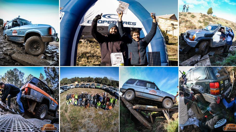 Así competimos en la Trophy Classic con coches de serie… ¡y ganamos!