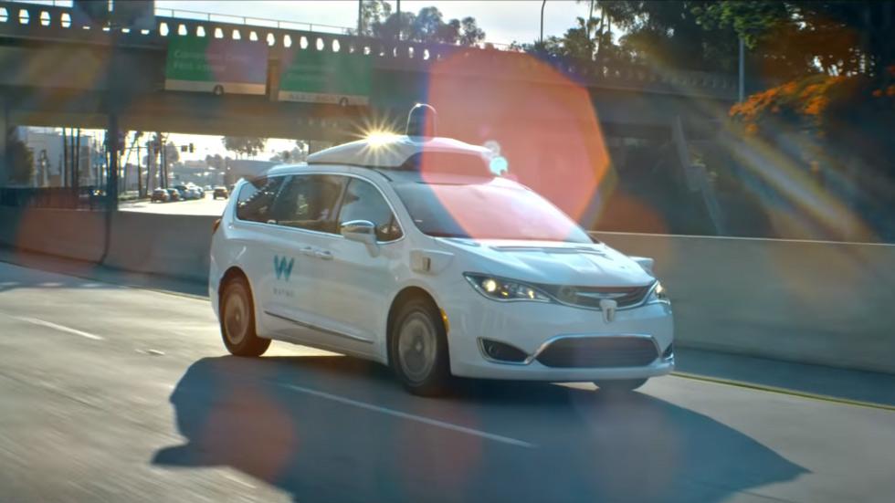 Google creará la primera fábrica de coches autónomos del mundo