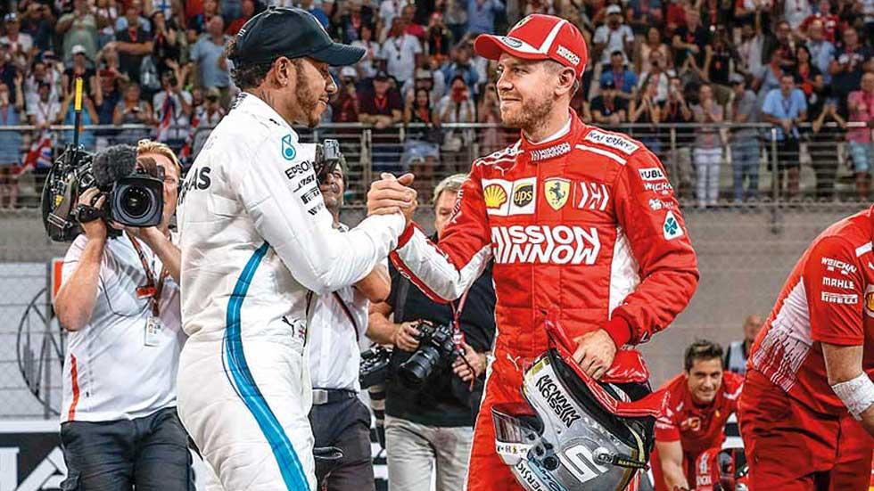 """Entrevistamos a Sebastian Vettel: """"Podría tener ya dos títulos con Ferrari"""""""