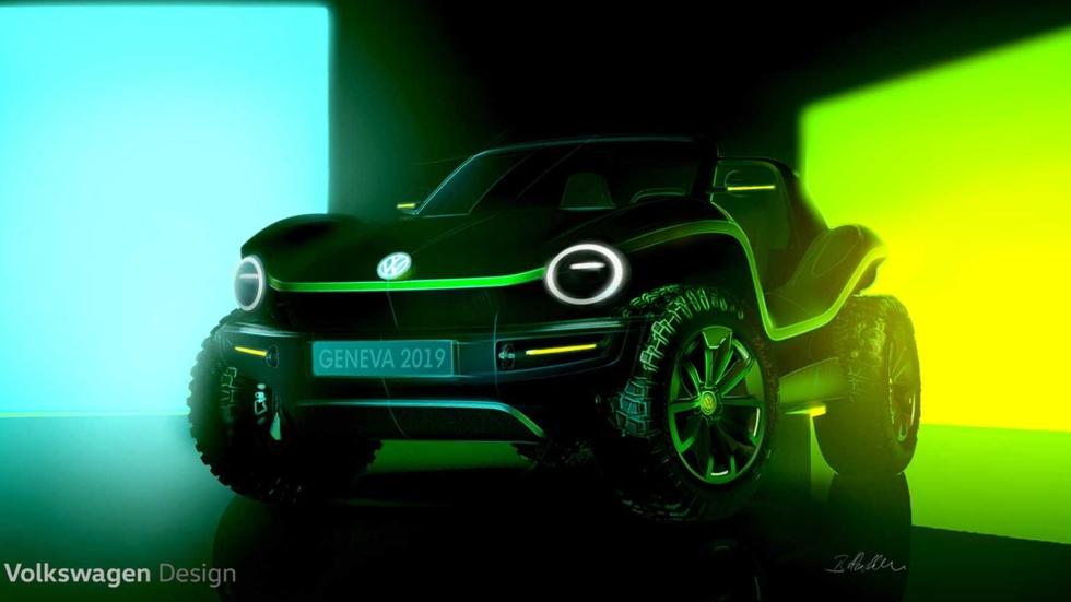 Oficial: VW desvela en Ginebra su ID Buggy eléctrico, y así será