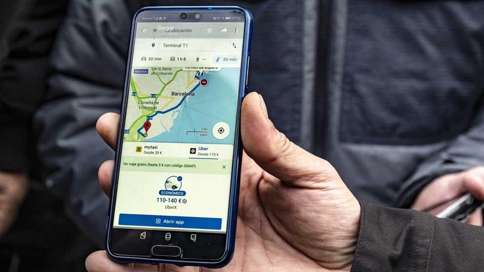 Uber y Cabify abandonan Barcelona tras la nueva regulación de las VTC