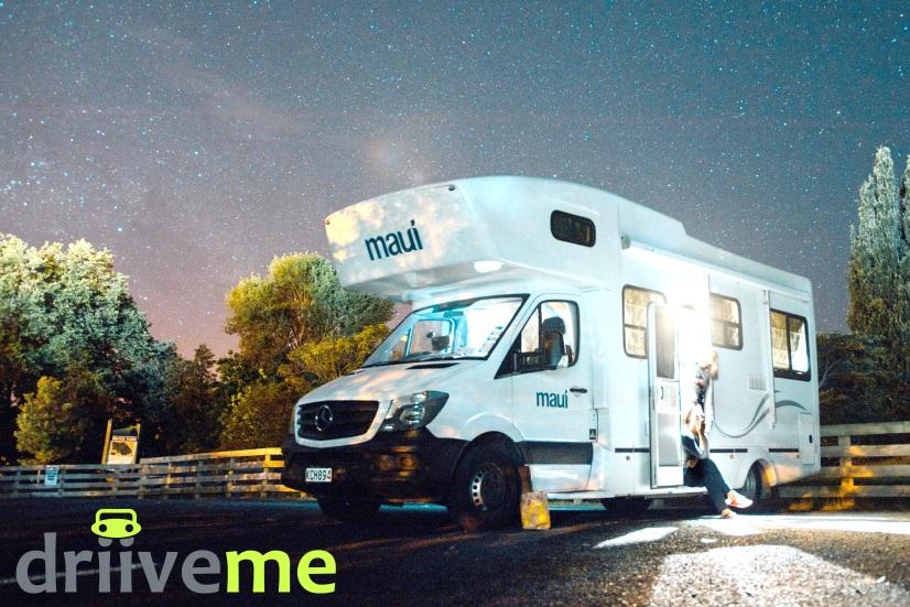 Alquila una autocaravana o una furgoneta… ¡por solo 1 euro!